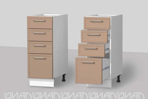 """Шкаф 4 ящика (0,3) """"Лайт"""""""