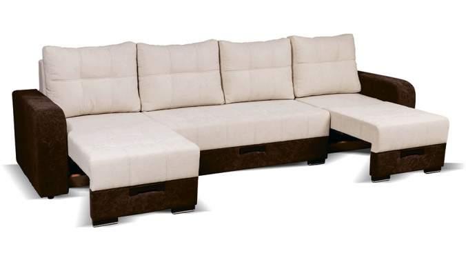 Угловой диван Модуль Камила 2