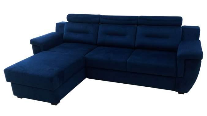 Угловой диван Веста 5 с оттоманкой