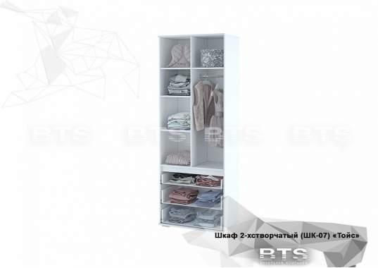 """Шкаф """"Тойс"""" ШК-07 2-створчатый Little Pony"""