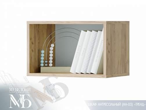 """Шкаф """"Тренд"""" АН-03 антресольный"""