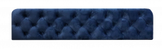 Мягкая спинка МС-02 (фиолетовая/синяя/голубая)