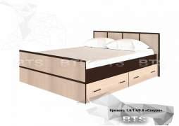"""Кровать """"Сакура"""" LIGHT 1,6 м"""