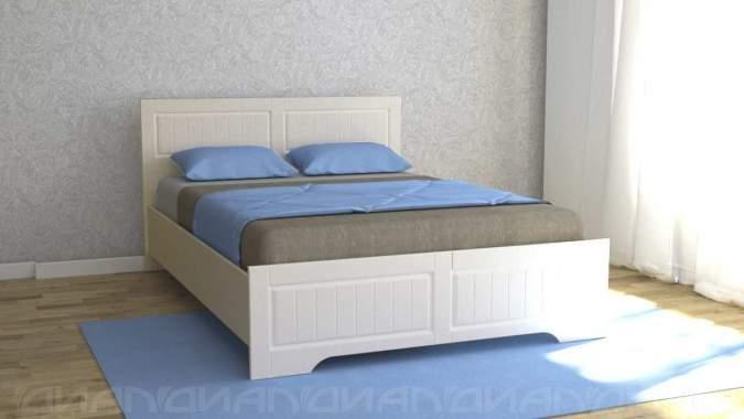 """""""Кантри"""" Кровать 1,4"""