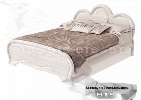 """Кровать """"Филадельфия"""" КР-03 1,6"""