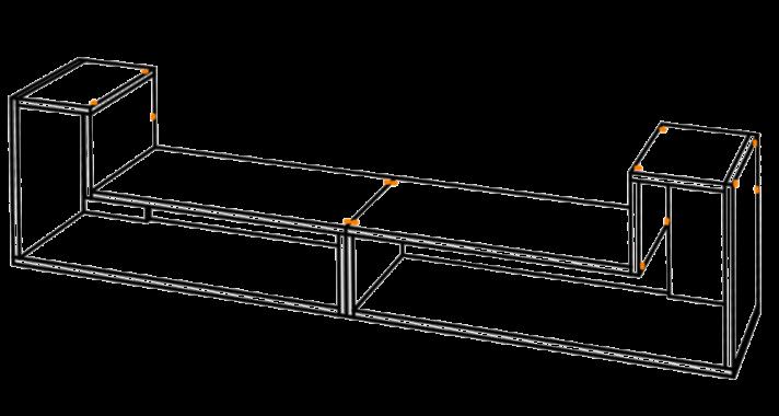 Полка «Смарт - 2»