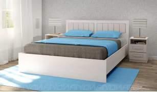 """""""Кантри"""" Кровать 1,6 арт. 015"""