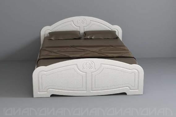 """""""Классика"""" Кровать 1,6"""