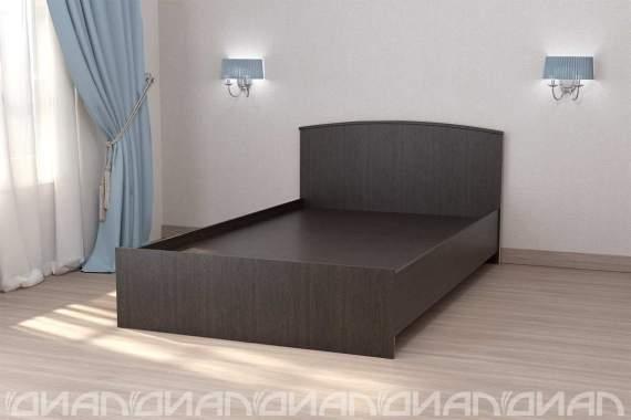 Кровать «ЛДСП» арт. 032 н/щ 1,4