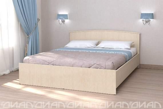 Кровать «ЛДСП» арт. 032 н/щ 1,6