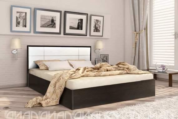 Кровать арт. 034 в.2 ПМ (1,6)