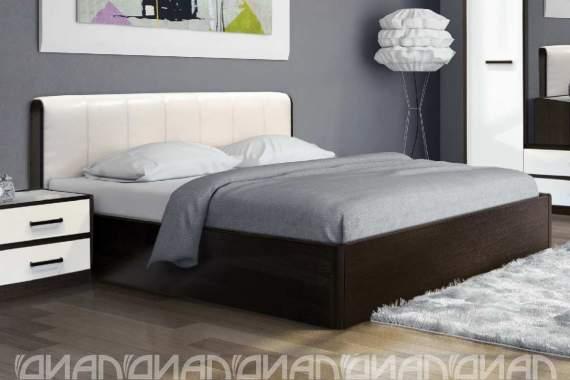 Кровать арт. 037 в.1 ПМ (1,6)