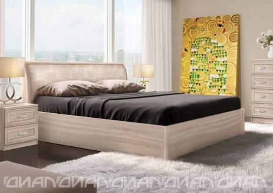 Кэт - 1 «Snake» Кровать 033М 1,6