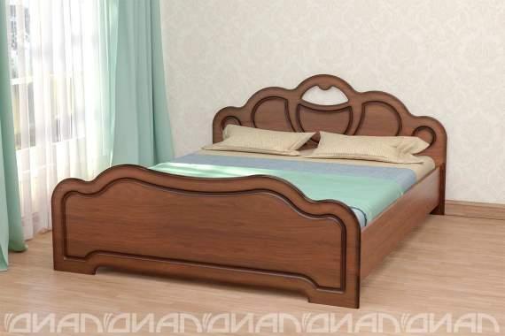"""Кэт - 2 """"Эвита"""" Кровать 1,4 ЛДСП"""