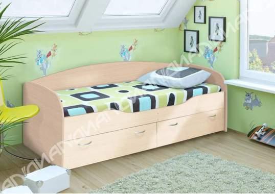 Бриз «ЛДСП» Кровать - 2