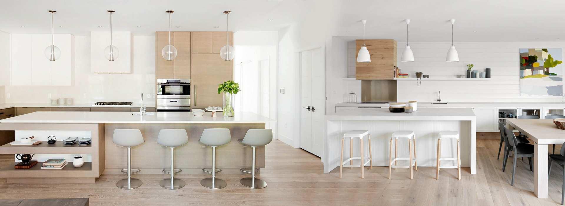 Удобные, практичные и модные кухни